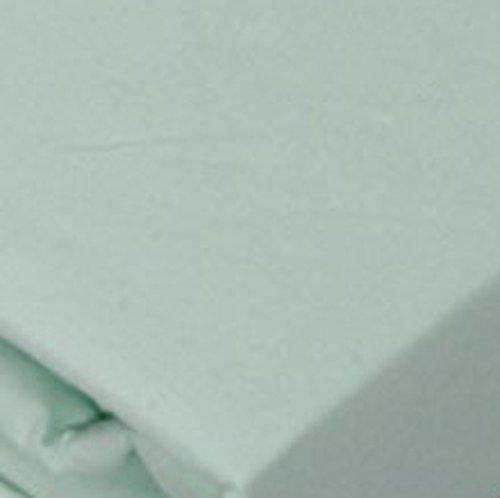 アイリスオーヤマ 布団カバー 敷布団用 シングル 105×215cm パステルグリーン CMS-S