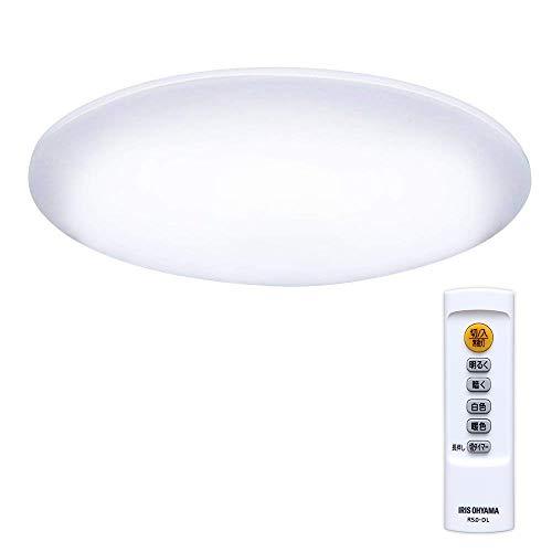 アイリスオーヤマ LED シーリングライト 調光 調色 タイプ ~8畳 CL8DL-5.0