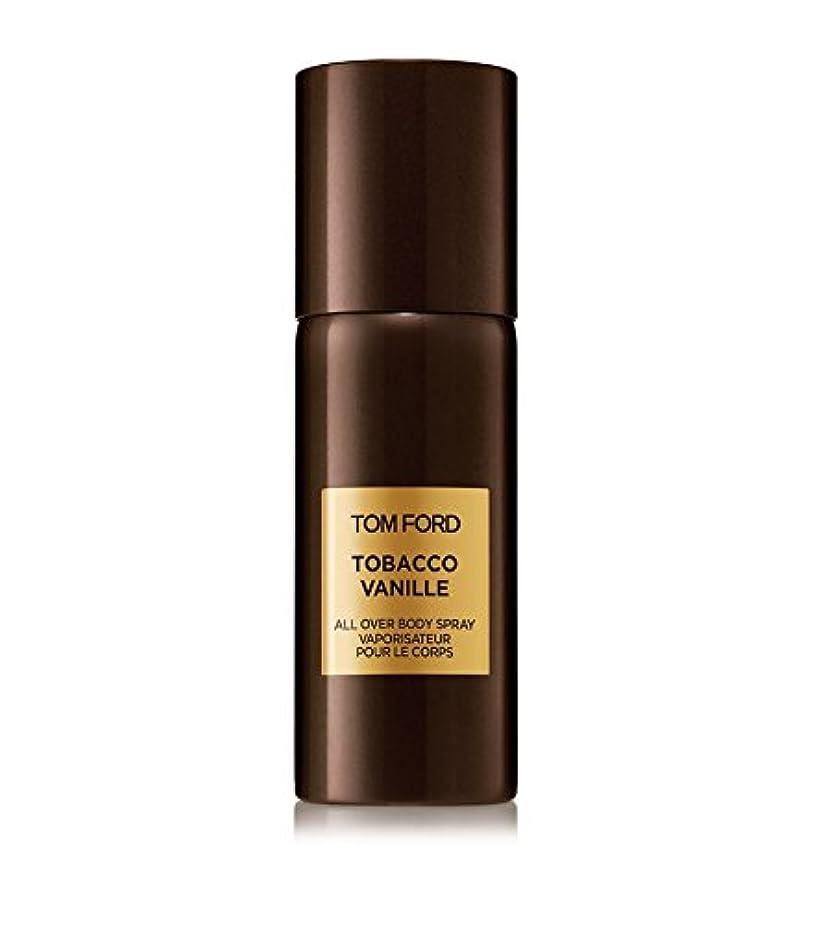 量で話す社説Tom Ford Private Blend 'Tobacco Vanille' (トムフォード プライベートブレンド タバコバニラ) 5.0 oz (150ml) All Over Body Spray ボディースプレー