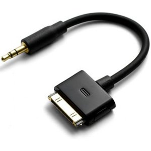 【国内正規品】 オヤイデ Fiio iPod/iPhone/iPad専用ドック・オーディオケーブル 8cm L3