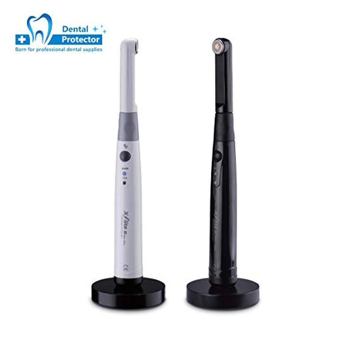 追加巨人雄弁家歯科のための3H X-lite 2歯科LEDライト治療ランプ機械無線電信1700 mwの白