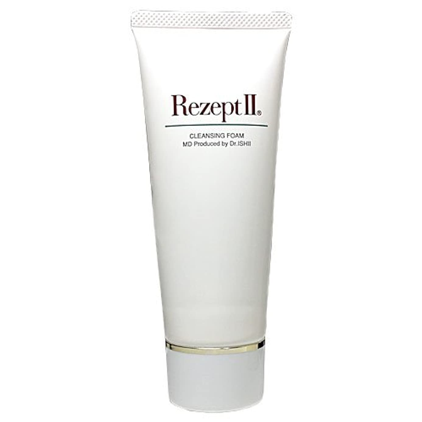 関連する信頼フェザーMD化粧品 レセプト2 クレンジングフォーム 洗顔料 115g