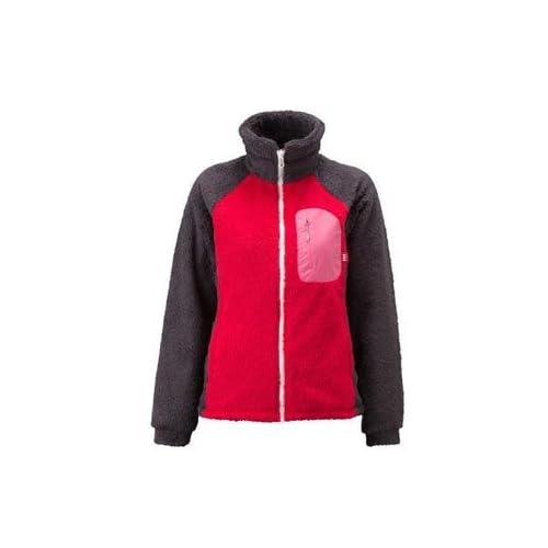 HELLY HANSEN(ヘリーハンセン) W Gravdal Jacket ウィメンズ グラヴダル ジャケット HOW51802 ノルウェーレッド×チャコールグレー(RC) M