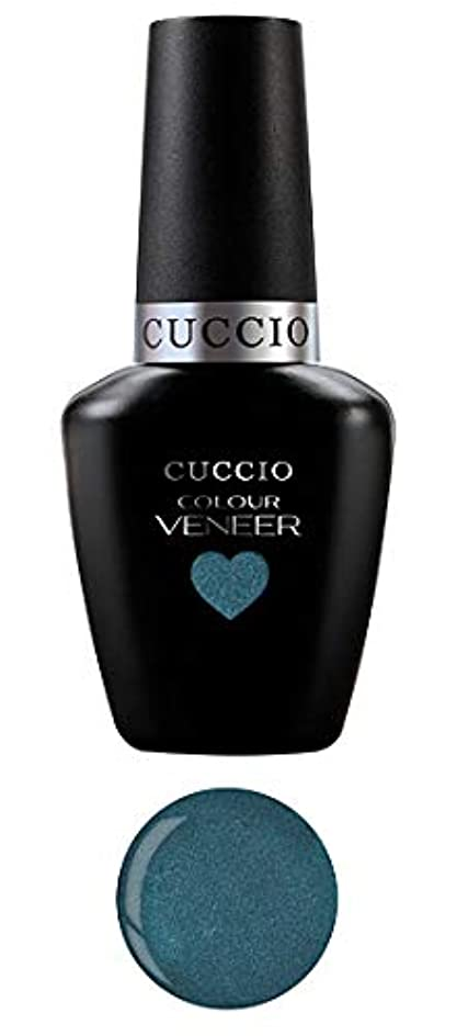 放射性悪のパッチCuccio MatchMakers Veneer & Lacquer - Fountains of Versailles - 0.43oz / 13ml Each