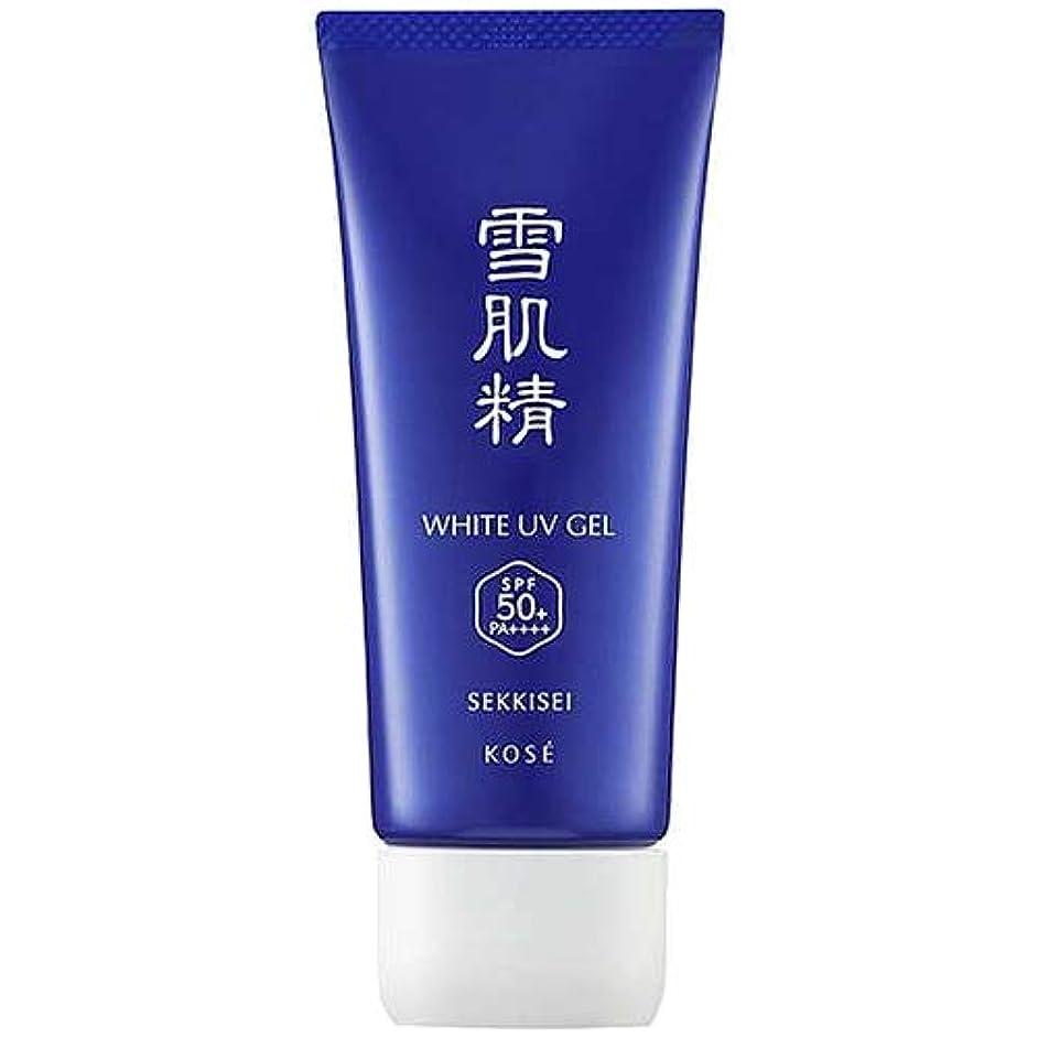 ランプ意識的ほぼコーセー KOSE 雪肌精 ホワイト UV ジェル 35g [並行輸入品]