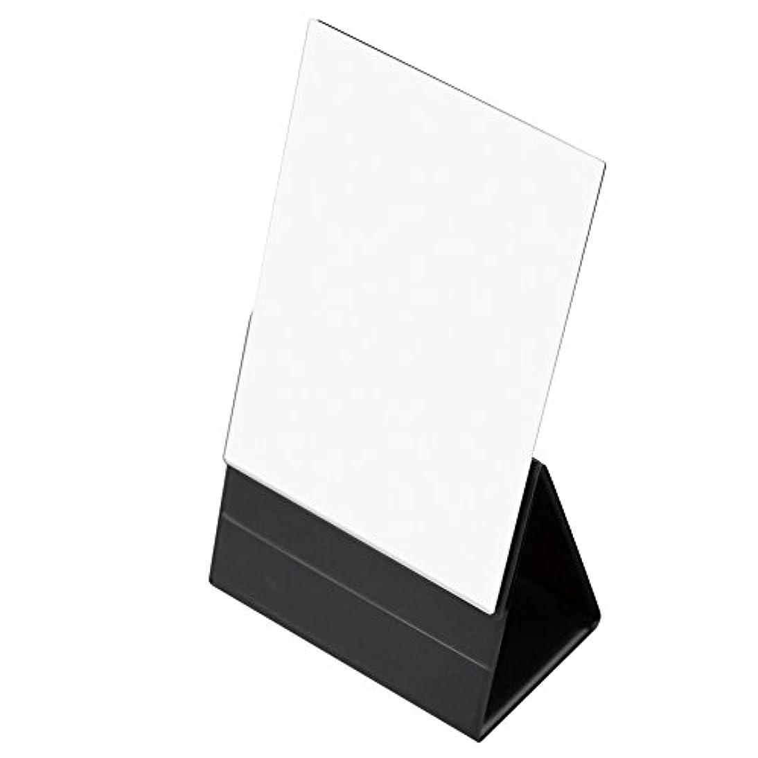 独特の盲目浮くナピュアミラー プロモデル折立ナピュアミラープレミアムLL ブラック AM-34