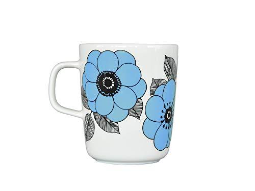 marimekko マリメッコ KESTIT ケスティト マグカップ ブルー マグ コップ コーヒーカップ 北欧 北欧食器