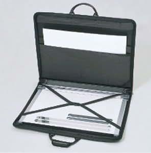 ドラパス A2平行定規 専用携帯バッグ (ポートフォリオ) 09060