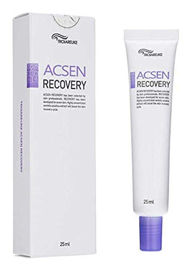 極小認めるボンドTROIAREUKE(トロイアルケ) アクセン リカバリー クリーム/Acsen Recovery Cream(25ml) [並行輸入品]