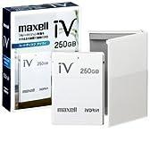 maxell 日立薄型テレビ「Wooo」対応 ハードディスクIVDR250GB M-VDRS250G.A