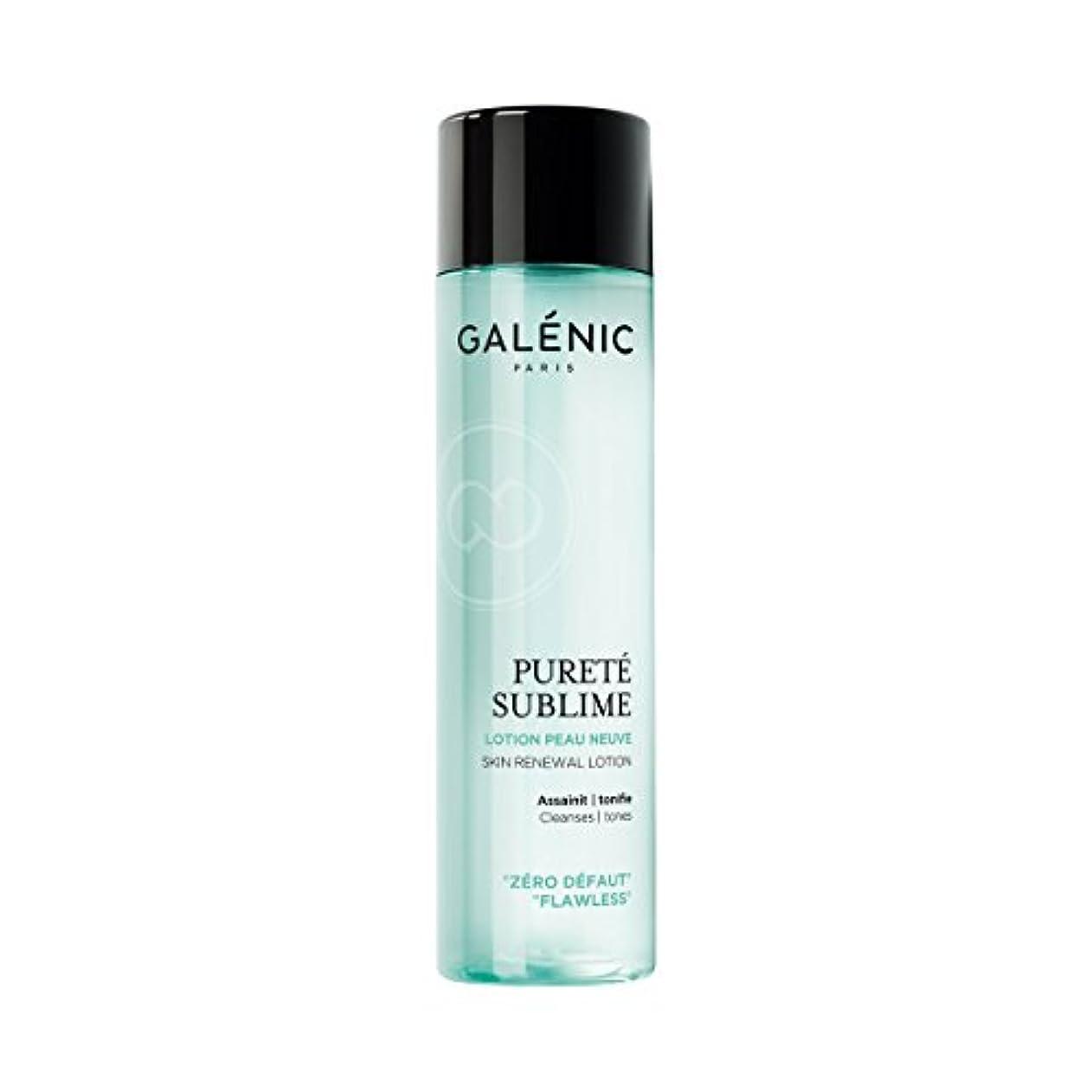 蒸留する恒久的呼吸Galenic Puret Sublime 200ml Renewal Lotion [並行輸入品]
