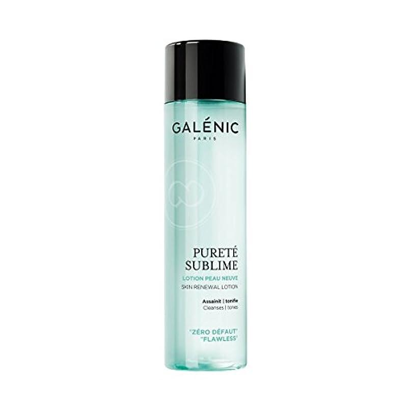Galenic Puret Sublime 200ml Renewal Lotion [並行輸入品]