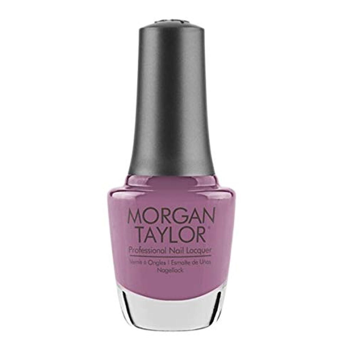 宿命令添付Morgan Taylor Nail Lacquer - Merci Bouquet - 15 ml / 0.5 oz
