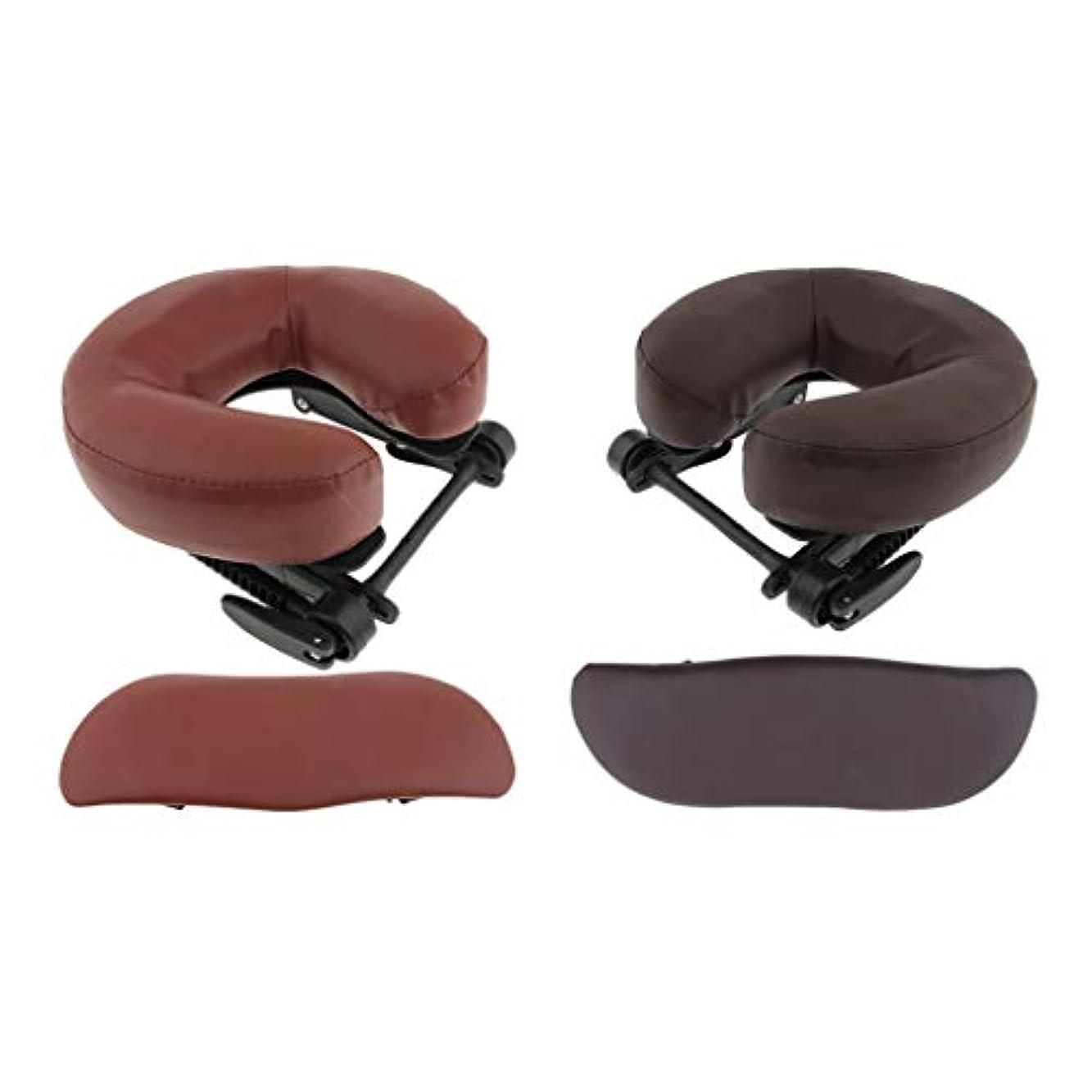 sharprepublic マッサージ テーブル 枕クッション U字型 完璧な アクセサリー 実用性