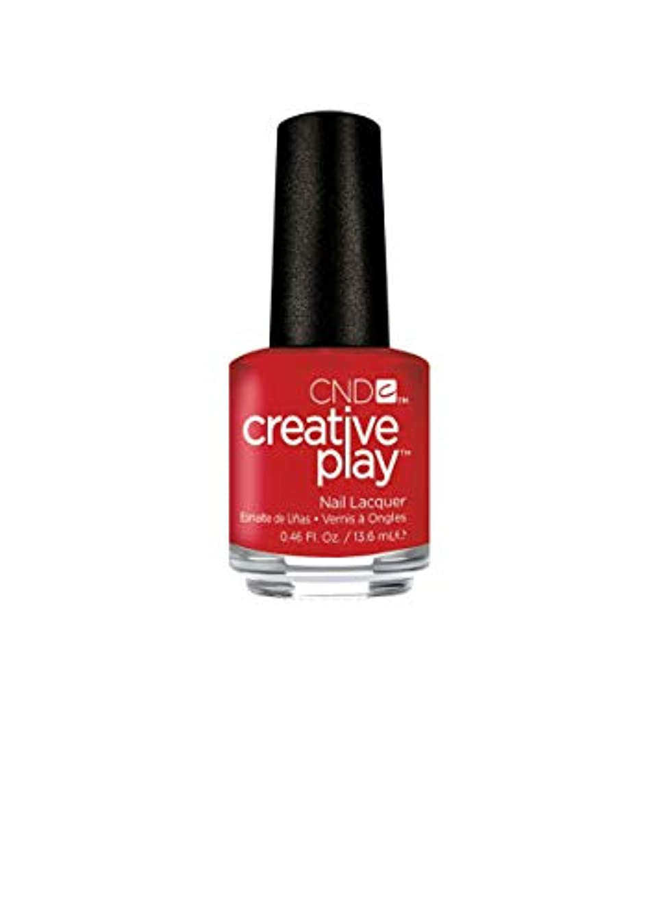 CND Creative Play Lacquer - Red-y to Roll - 0.46oz / 13.6ml