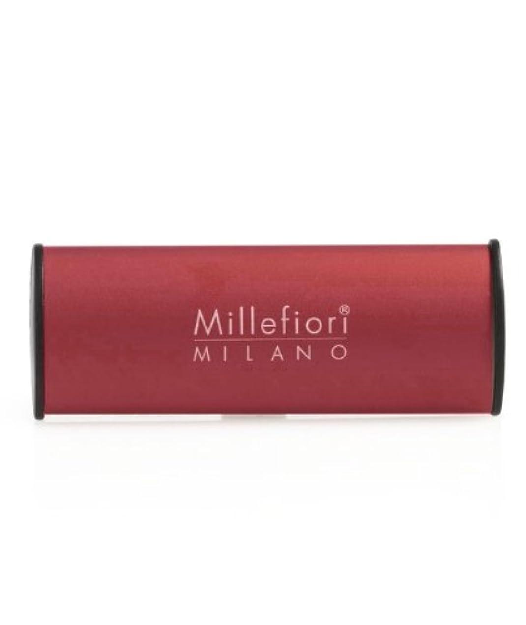 前提泥沼拍車Millefiori カーエアーフレッシュナー レッド(アイシングシュガー) CDIF-A-002