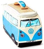 [モンスター ・ ファクトリー]The Monster Factory VW Volkswagen T1 Camper Van Lunch Bag Blue Multiple Color Options [並行輸入品]