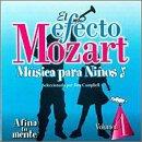 Mozart Effect 1: Afina Tu Mente