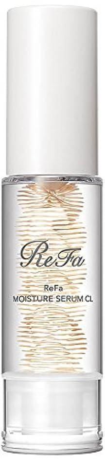 繁雑ビール進捗リファモイスチャーセラム CL (ReFa MOISTURE SERUM CL) MTG 【メーカー純正品】 コラーゲン美容液