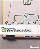 【旧商品/サポート終了】Microsoft Visio Standard 2003 Version Upgrade 英語版