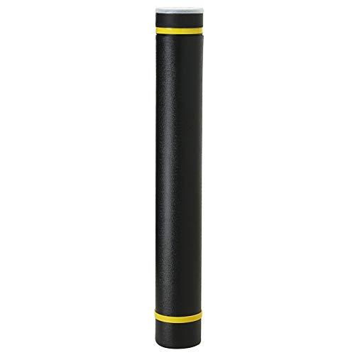 プロックス ロッドケース ラウンドエアーロッドケース9φ PX937102K ブラック 62.5-102cm