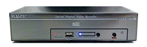 HDMI入力3系統+AV入出力 画像安定装置 HDMIレコーダー  HDRX-9000 II
