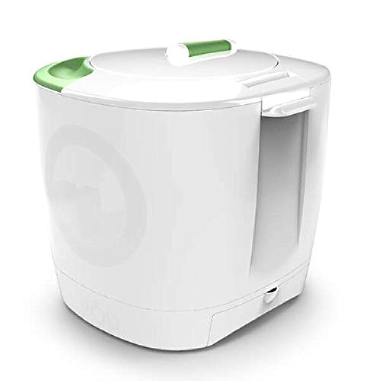 DASH ランドリーポッド 手動洗濯機 電気不要