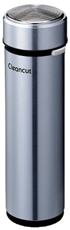 鉄牛肉明るいIZUMI Cleancut 回転式シェーバー IZD-210 シルバー