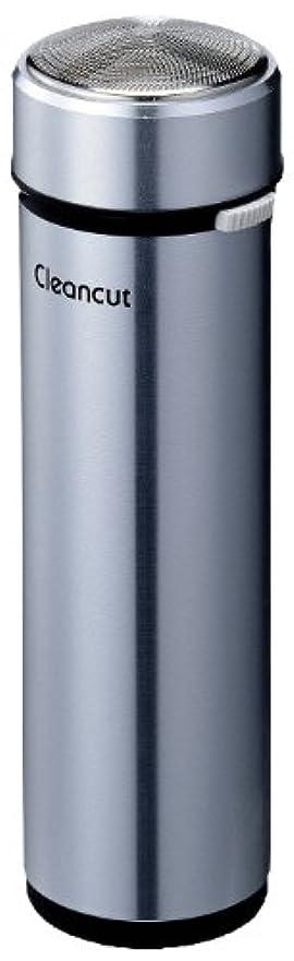 力学スパイラル重さIZUMI Cleancut 回転式シェーバー IZD-210 シルバー