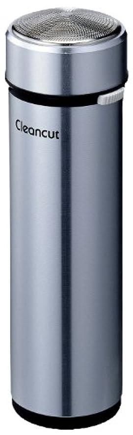 タバコ禁輸侵入するIZUMI Cleancut 回転式シェーバー IZD-210 シルバー