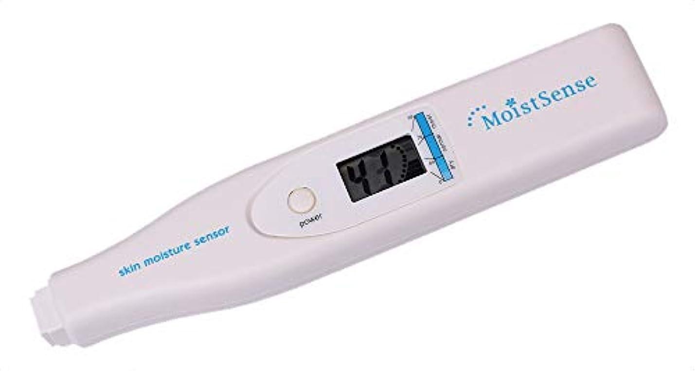 染色寝てる責めるモイストセンス お肌の水分計 Moist Sense 乾燥肌のケアに