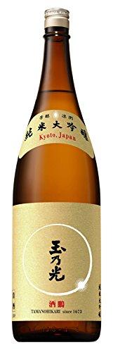 日本酒 玉乃光 純米大吟醸 酒鵬 1.8L