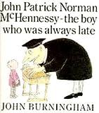 John P N Mchennessy Boy