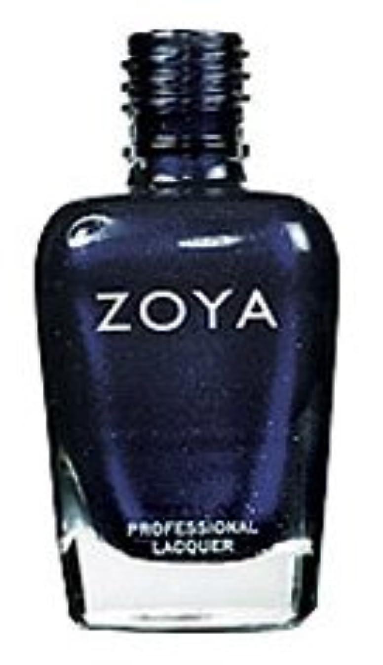 指紋継続中殺人[Zoya] ZP415 インディゴ[並行輸入品][海外直送品]