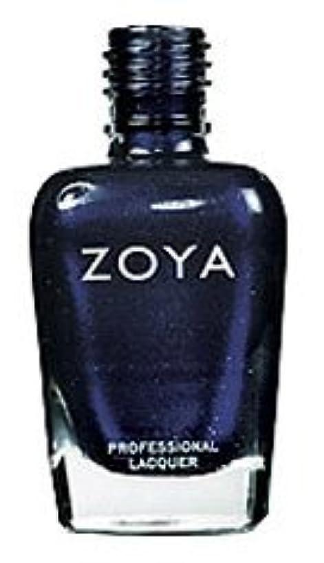 汚れたすすり泣き合理的[Zoya] ZP415 インディゴ[並行輸入品][海外直送品]