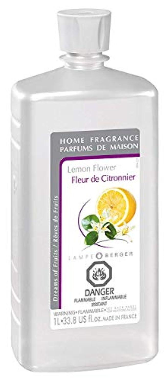 部門腐敗した検体Lampe Berger Fragrance, 33.8 oz , Lemon Flower by Lampe Berger