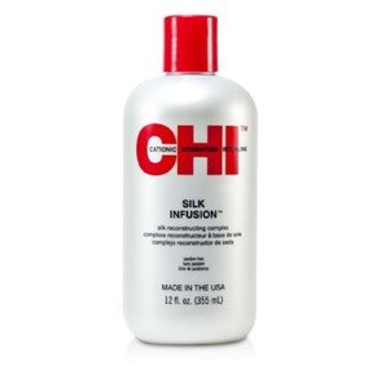 概して取得韓国CHI シルク インフュージョン シルク リコンストラクティング コンプレックス 355ml/12oz [並行輸入品]
