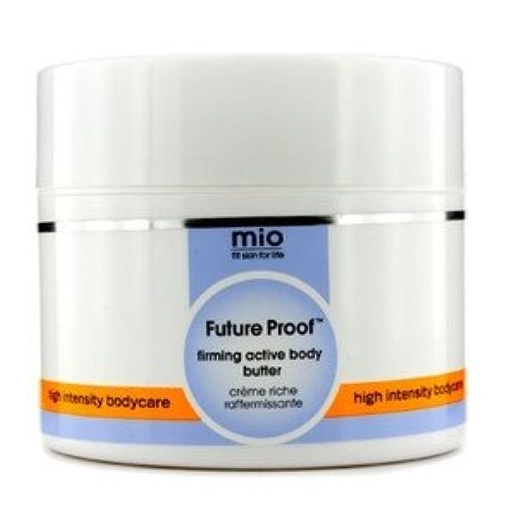 薬用対角線肝Mama Mio ミオ フューチャー プルーフ ファーミング アクティブ ボディバター 240g/8.5oz [並行輸入品]