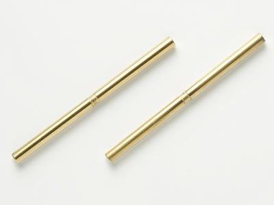 OP870 49.7mmチタンコートサスシャフト( 2 )