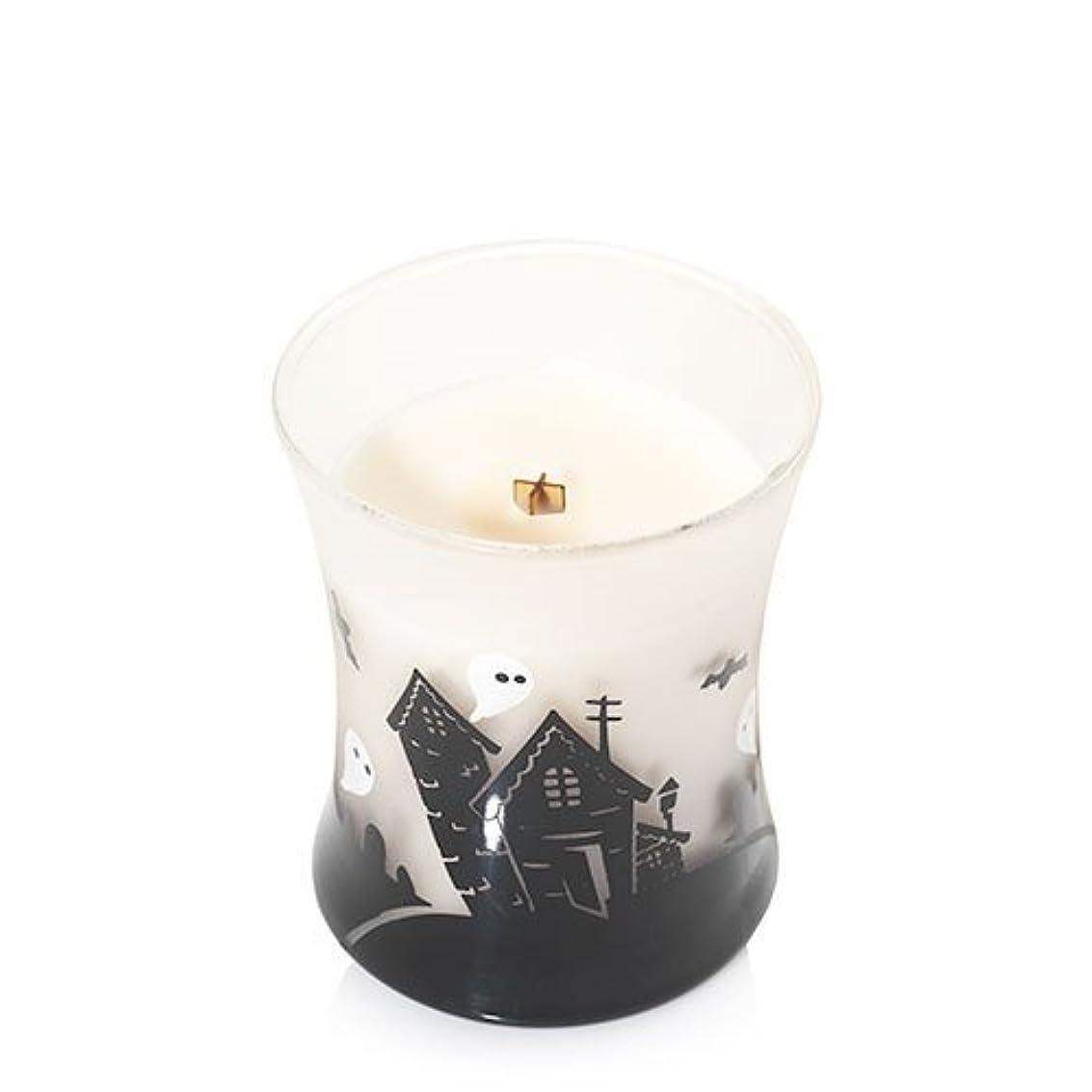 畝間精巧な雪Yankee Candleお化け屋敷ハロウィンコレクション – Vanilla Bean