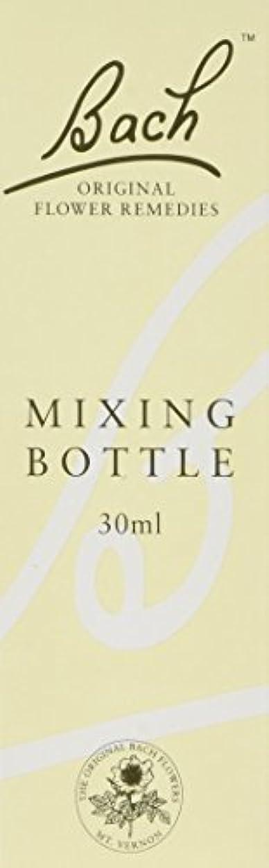 隙間付添人眠いですバッチフラワー ミキシングボトル(トリートメントボトル) 30ml