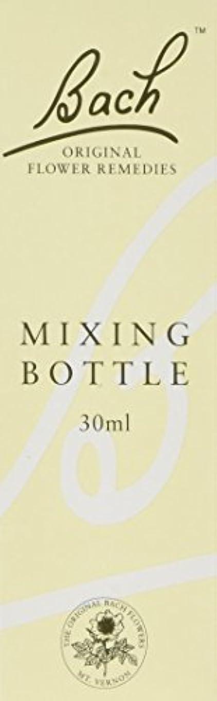 落ち着く窒息させる終わりバッチフラワー ミキシングボトル(トリートメントボトル) 30ml
