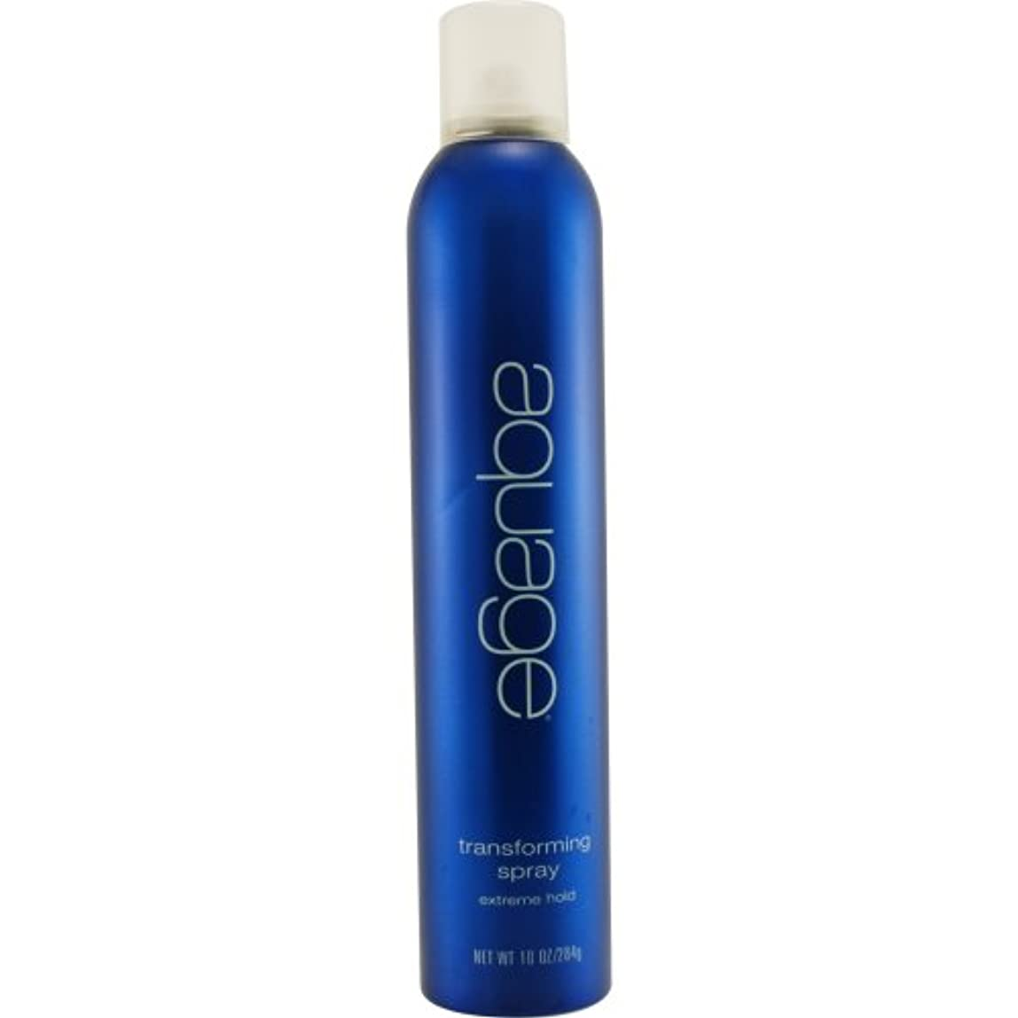 不測の事態昼食スタンドby Aquage TRANSFORMING SPRAY 10 OZ by AQUAGE