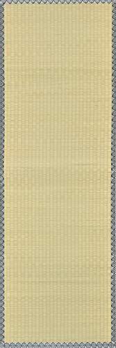 イケヒコ 国産い草使用 インストラクター公認 ヨガマット 「畳ヨガ」 約60×180cm NAGI 1枚