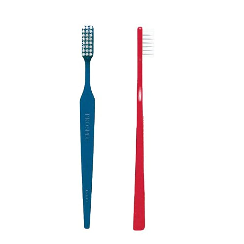 学期上に直立GC ジーシープロスペック歯ブラシ アダルト× 5本セット S(やわらかめ)