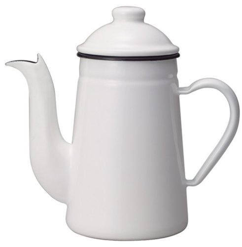 カリタ ホーロー製ポット コーヒ-達人