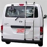 ROCKY ( 横山製作所 ) ルーフキャリア 【SLシリーズ 1BOX・バン用ハシゴ】 NV200バネットVM20系・デリカバンBVM20系 専用タイプ ステンレスパイプ SL-33