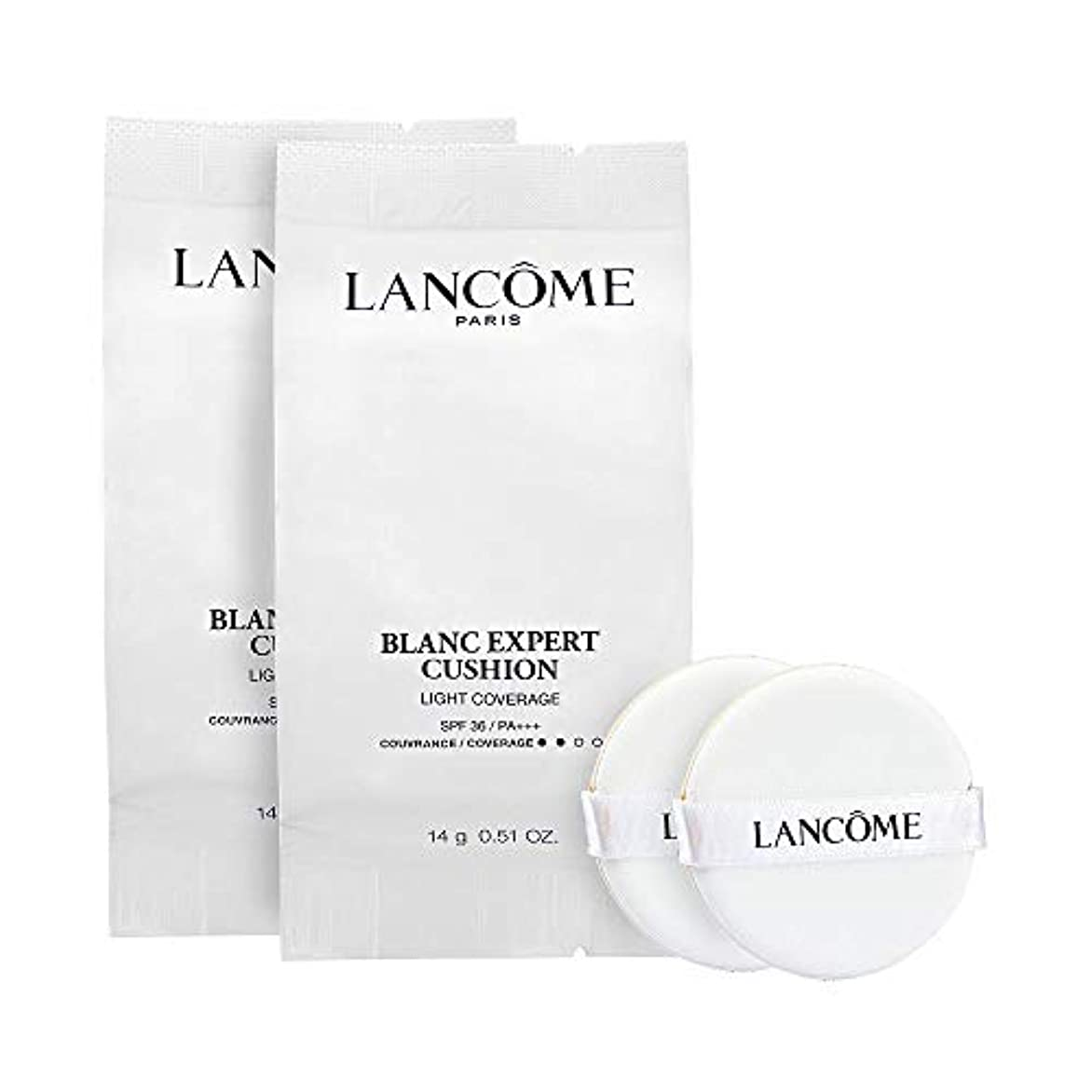 膜独創的コロニアルランコム LANCOME ブラン エクスペール クッションコンパクト L n レフィル(2個入り) #BO-01 [並行輸入品]