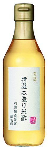 内堀醸造の美濃特選本造り米酢