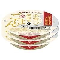 幸南食糧 金賞健康米のごはん 3P (180g×3)×12個入×(2ケース)